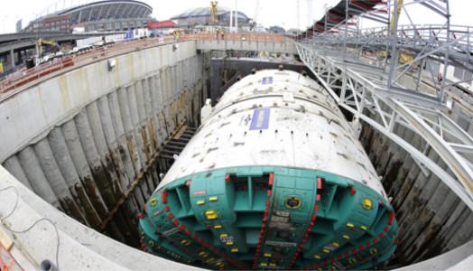 Tunnelboringbearingwbcnt